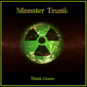 Monster Trunk- Think Green
